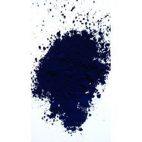 Pigment bleu naturel