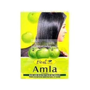 Hesh Amla - Soin pour cheveux et peau (produit ayurvédique d'Inde)