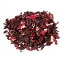 Fleurs séchées d'hibiscus bio /sachet kraft