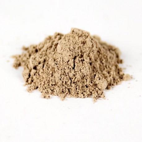 Ghassoul noir en poudre