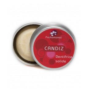 Candiz dentifrice solide aux fruits (sans huiles essentielles)