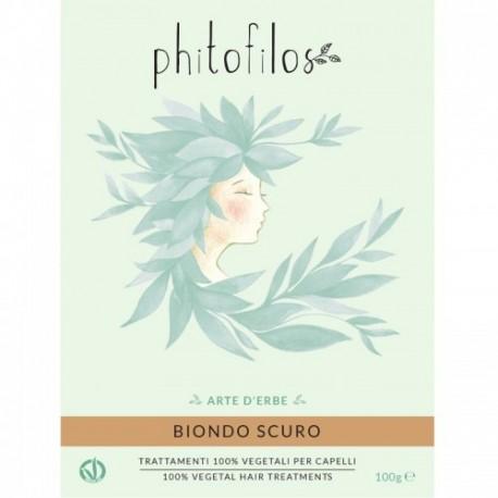 Coloration végétale Blond Foncé (Blondo scuro) PHITOFILOS