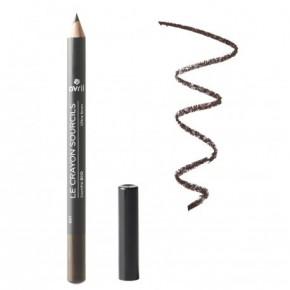 Crayon sourcils Ultra Brun Certifié bio (AVRIL)