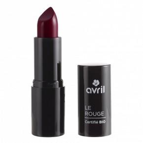 Rouge à lèvres Cerise Burlat n°602 Certifié bio (AVRIL)