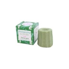 Shampooing solide herbes folles cheveux gras (LAMAZUNA)