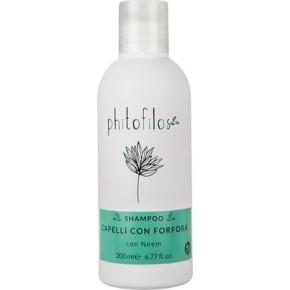 "Shampooing anti-pelliculaires 200 ml ""shampoo capelli con forfora"" PHITOFILOS"