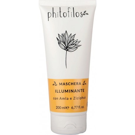 "Masque capillaire 200 ml ""Maschera illuminante"" PHITOFILOS"