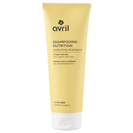 le shampooing réparation à l'huile d'argan et ricin (AVRIL)