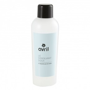 Dissolvant doux 200 ml (AVRIL)