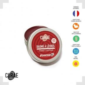 Baume à lèvres vitaminé à la Betterave (CURAE)