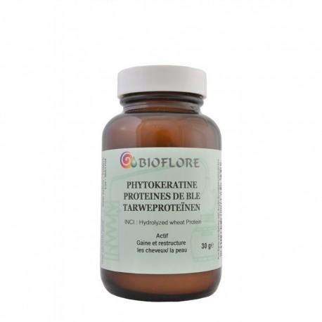 Phytokératine/Protéines de blé hydrolisées (BIOFLORE)