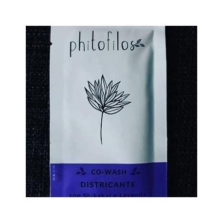 Co-wash démêlant shikakai & lavande 8ml (PHITOFILOS)