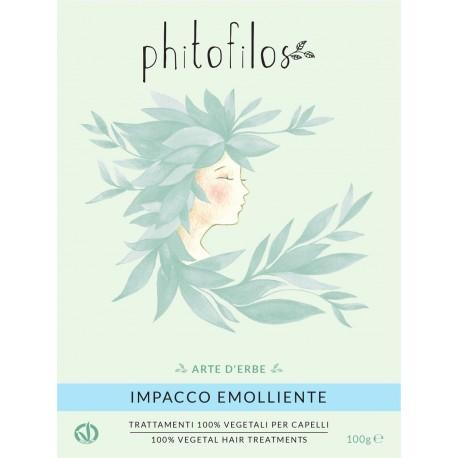 Masque hydratant (impacco emolliente) PHITOFILOS