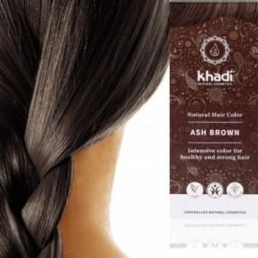 Khadi châtain cendré (Ash brown)