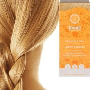 Khadi blond clair