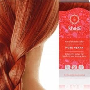 Khadi rouge (henné pur cuivré)