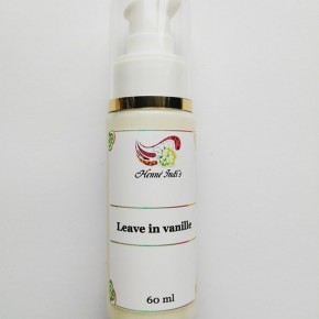 Leave in vanille 60 ml