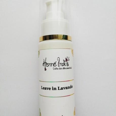 Leave in lavande