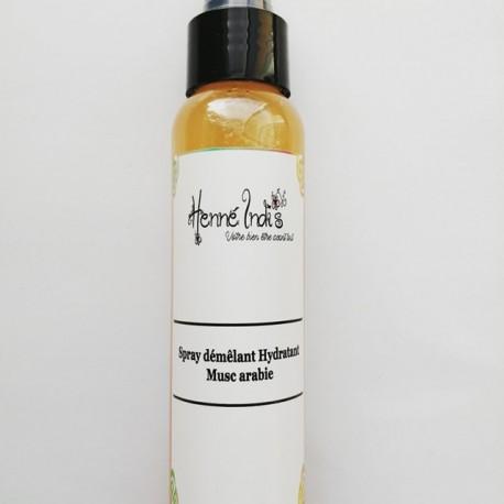 Spray hydratant et démêlant au musc arabi (100ml)