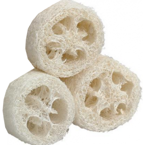 Loofah 100% naturel