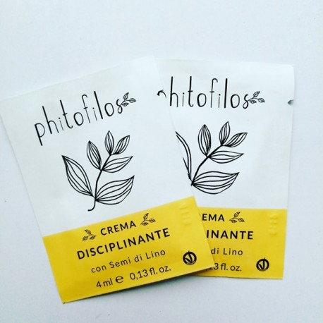 Crème disciplinante (crema disciplinante) 4ml  PHITOFILOS