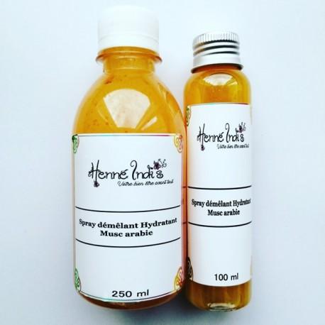 Recharge spray musc arabie 100 et 250 ml