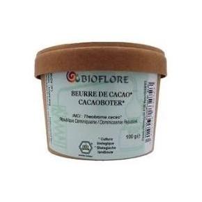 Beurre de cacao bio en pastilles
