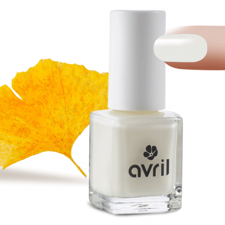 Vernis blanchisseur (AVRIL)