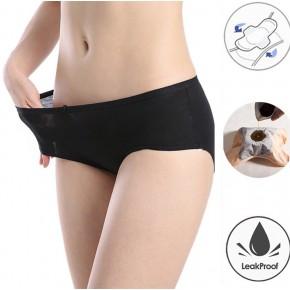 Culotte menstruelle (flux léger) (2tailles)