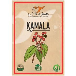 Red kamala Bio (100% mallotus philipensis) (LE ERBE DI JANAS)