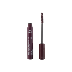 Mascara Waterproof Prune Certifié bio (AVRIL)