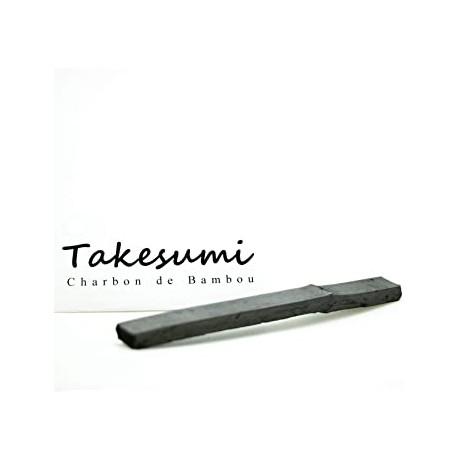 1 bâton de charbon de bambou - Takesumi