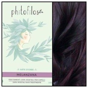 Coloration végétale Aubergine (Melanzana) PHITOFILOS