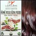 Henné rouge ultra froid (Rosso Ultra Freddo) LE ERBE DI JANAS