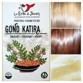 Granulés de Goond katira / gomme adragante (E ERBE DI JANAS)