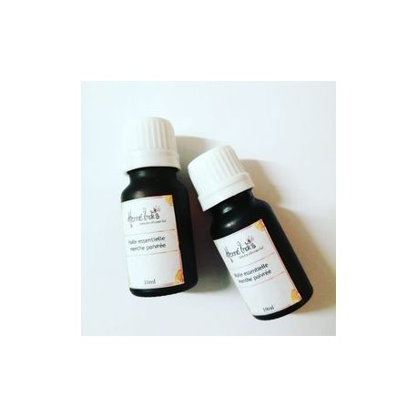 Menthe poivrée (huile essentielle)