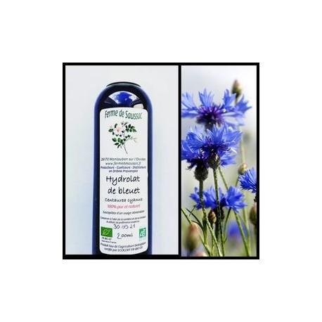 Bleuet (hydrolat)