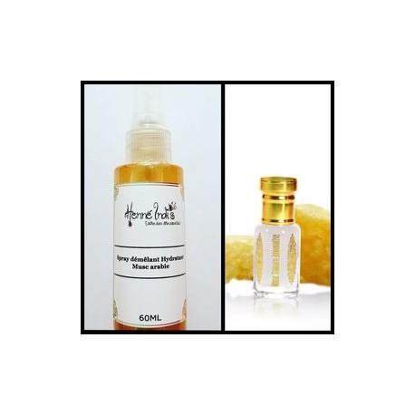 Musc (spray hydratant démêlant)