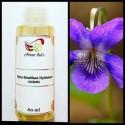 Spray hydratant et démêlant à la violette