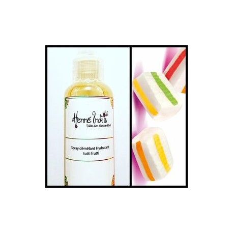 Spray hydratant et démêlant Tutti frutti