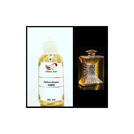 Ambre (parfum cheveux)