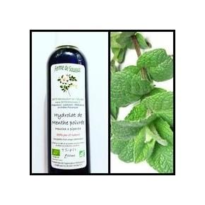 Hydrolat de menthe poivrée 200 ml
