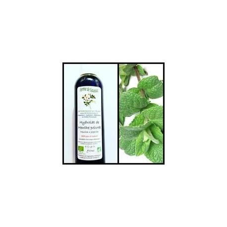 Menthe poivrée (hydrolat)