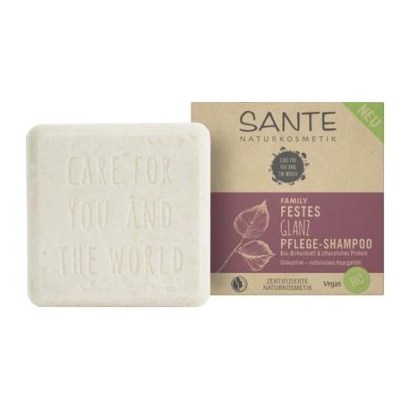 Shampooing solide bouleau bio et protéines - SANTE -