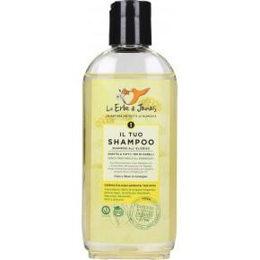Shampooing à l'Immortelle Semplice Macchia (LE ERBE DI JANAS)
