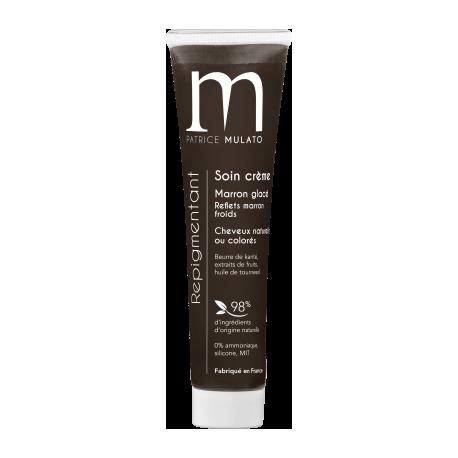 40 ml -Soin repigmentant marron glacé (MULATO)