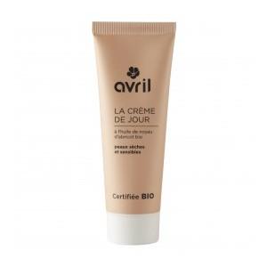 Crème de jour peaux sèches et sensibles (Avril)