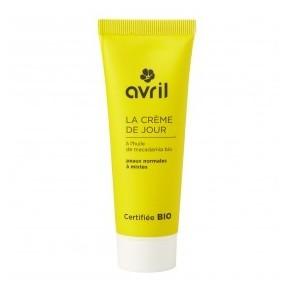 Crème de jour bio peaux normales et mixtes (Avril)