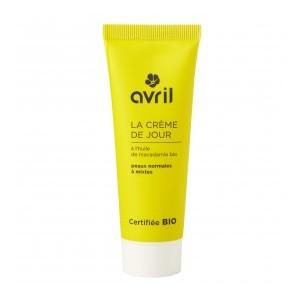 Crème de jour peaux normales et mixtes (Avril)