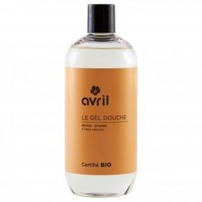 Gel douche Douceur d'Abricot 500 ml - Certifié bio (AVRIL)